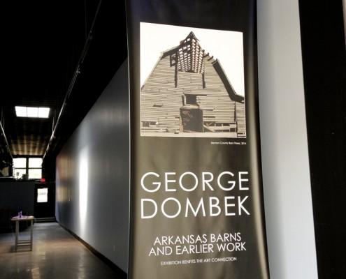 George Dombek banner