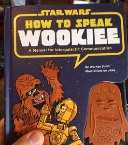 speak wookie